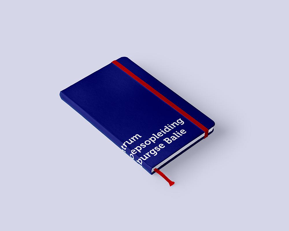 CBLB notitieboekje